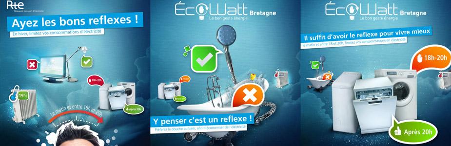 Alerte rouge Ecowatt en Provence