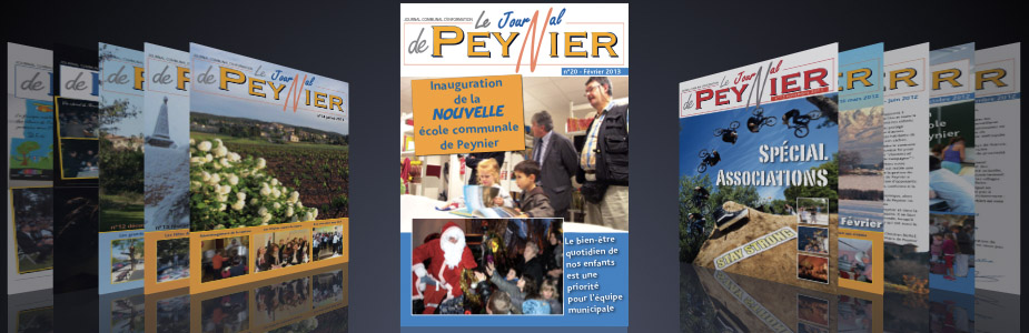 Le journal de PEYNIER N° 20