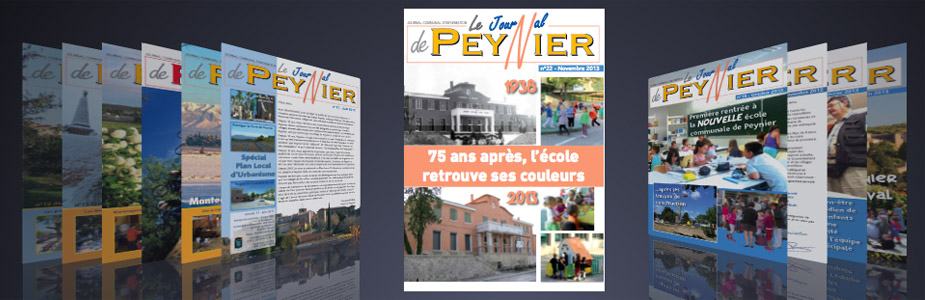 Le journal de PEYNIER N° 22