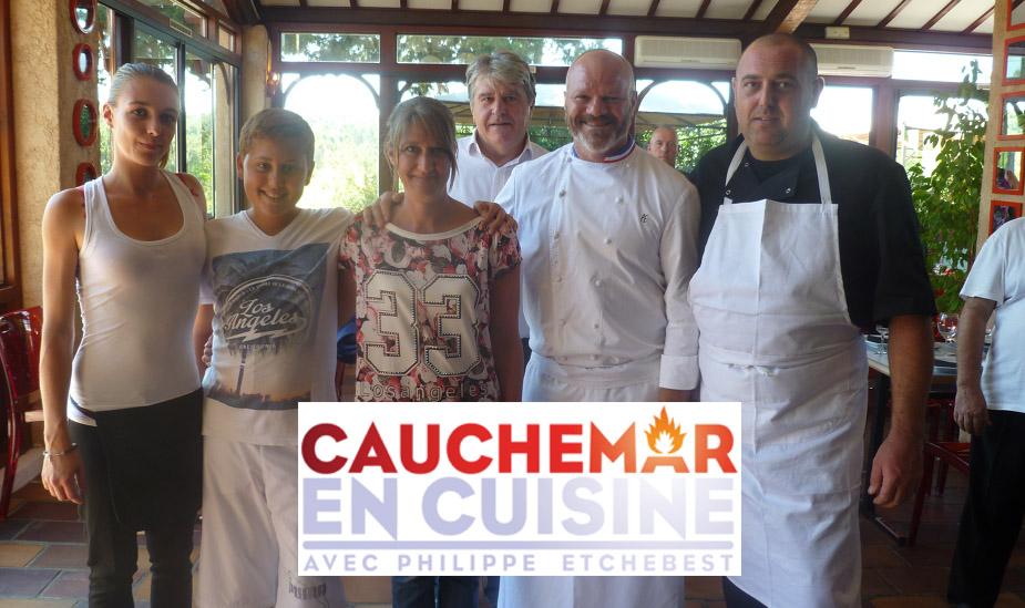 Cauchemar en cuisine num ro in dit au mas de peynier - Cauchemar en cuisine avec philippe etchebest replay ...