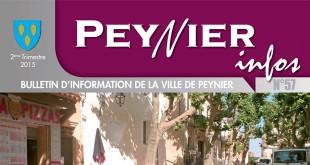 PEYNIER infos N° 57