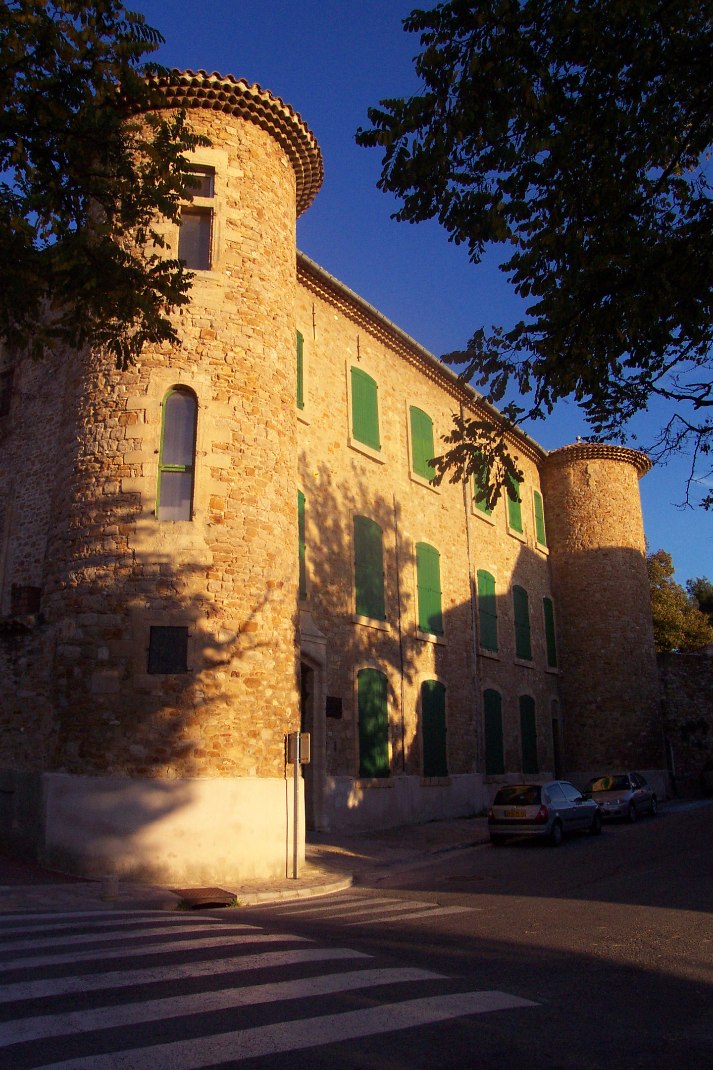Le château de Peynier