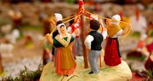 Crèche et traditions provençales à l'Oustau