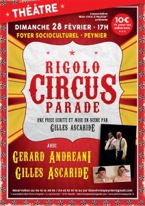 Rigolo Circus Parade