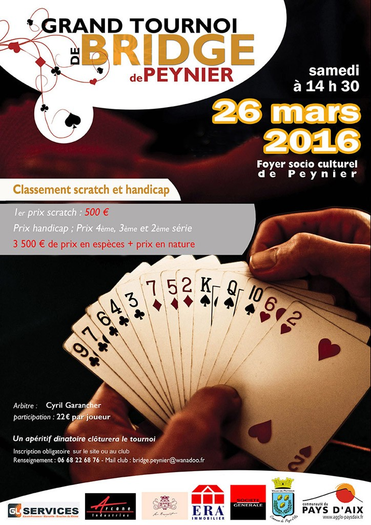 Grand Tournoi de Bridge de Peynier