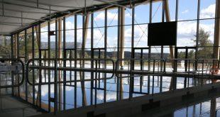 Inauguration du centre aquatique Sainte Victoire