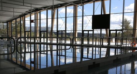 Ouverture du centre aquatique sainte victoire venelles for Piscine venelles