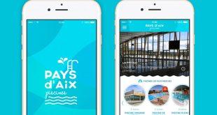 Piscines du Pays d'Aix : navigauer en eau claire avec l'application pour mobile