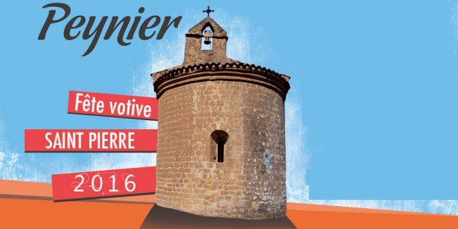 F te votive de la saint pierre du 5 au 9 ao t 2016 ville de peynier - Marche saint pierre horaire ...
