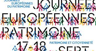 Journées européennes du patrimoine 2016 | 17 & 18 septembre 2016