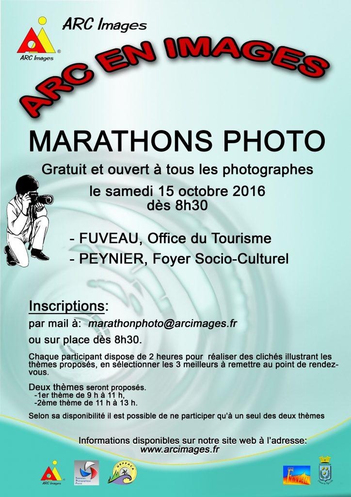 Marathon des villages 2016