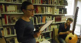 Sieste poétique et musicale « Entre les gouttes » | Samedi 5 novembre 2016