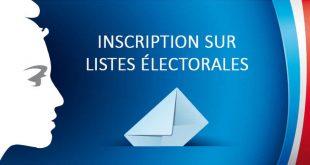 Européennes 2019 : inscription sur les listes électorales