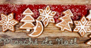 Marché de Noël | Dimanche 4 décembre 2016