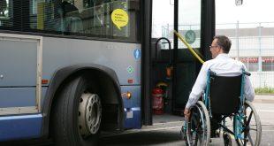 Accessibilité des transports aux personnes à mobilité réduite