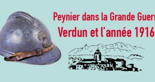 Peynier dans la Grande Guerre | Exposition du 11 au 30 novembre 2016