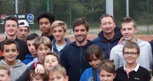 Téléthon 2016 au Tennis Club de Peynier