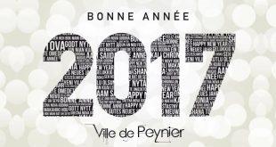 Meilleurs vœux pour l'année 2017 !