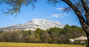 Sainte Victoire : les gardes nature du Grand Site refont un GR neuf