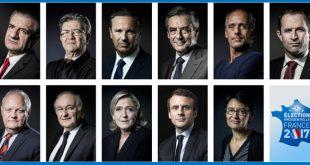 Elections Présidentielles | Dimanches 23 avril et 7 mai 2017