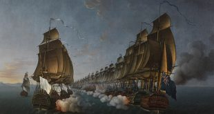 Exposition «Le Vent de l'Amérique. Les Thomassin, de la Guerre d'Indépendance à la Révolution»