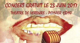 Concert «Les Harmos de la Garenne» | Vendredi 23 juin 2017