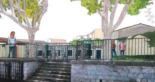 Réunion publique projet de nouveau restaurant scolaire