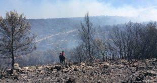 Incendie de Branguier : un homme mis en examen
