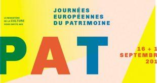 Journées européennes du patrimoine 2017 | 16 & 17 septembre 2017