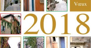 Cérémonie des vœux du Maire | Vendredi 5 janvier 2018