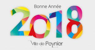 Meilleurs vœux pour l'année 2018 !