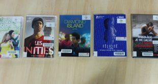 De nouveaux DVD pour la nouvelle année