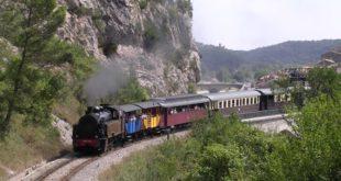 Voyage des Aînés : train à vapeur des Cévennes | Jeudi 14 juin 2018