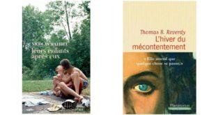 Deux romans coup de cœur en liste pour le Goncourt