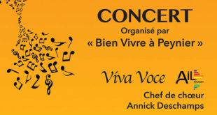 Concert ensemble vocal « Viva Voce » | Samedi 17 novembre 2018