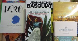 De beaux livres en nouveautés