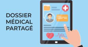 Ouverture de votre Dossier Médical Partagé