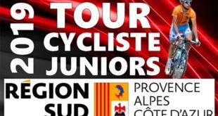 Tour cycliste juniors de la région Sud | 2 juin 2019