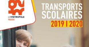 Renouvellement de l'abonnement aux transports scolaires pour 2019/2020