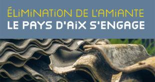 Collecte spécifique de l'amiante en Pays d'Aix