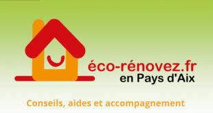 Le territoire du Pays d'Aix relance les aides à la rénovation énergétique pour 2019