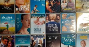 Les DVD de la rentrée