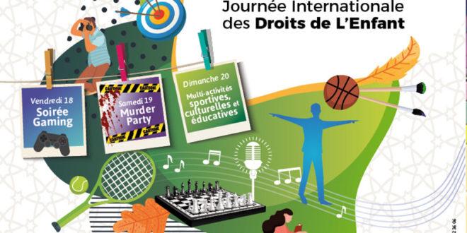 Journée internationale des droits de l'enfant 2019