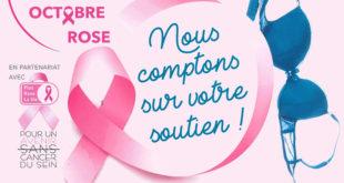 Opération « Soutien-gorge » contre le cancer du sein