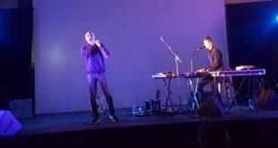 Un beau moment poétique et musical avec Nevché