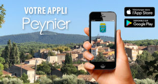 PEYNIER lance son application mobile !